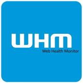 Web Health Monitor ( WHM ) icon