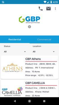 GBP screenshot 1