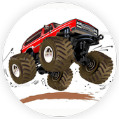 Big Monster Truck Driver icon
