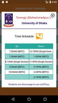 DU Bus Time screenshot 3