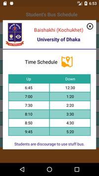 DU Bus Time screenshot 10