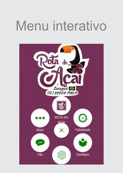 Rota do Açaí apk screenshot