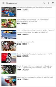 Ofertas del dia y descuentos apk screenshot