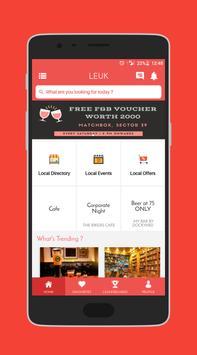 Leuk - Nearby Offers & Events apk screenshot