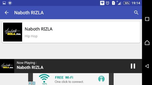 Naboth Rizla screenshot 1