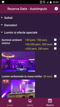 Autoimpuls muzica lumini nunta screenshot 4