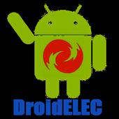 DroidElec icon