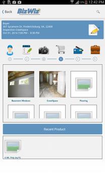 BizWiz Sales App apk screenshot