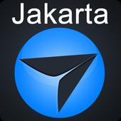 Jakarta Airport (CGK) Flight Tracker icon