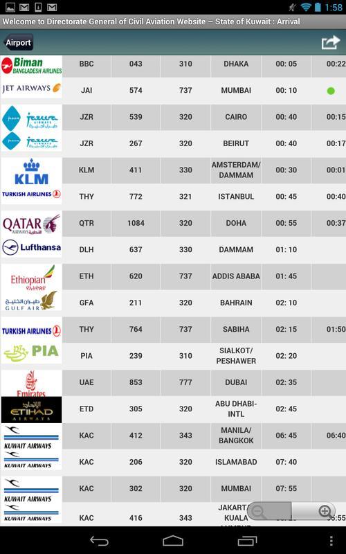 Aeroporto Kuwait : Aeroporto de kuwait apk baixar grátis turismo e local
