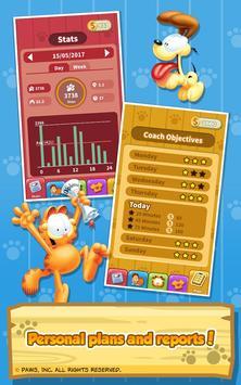 Garfield Fit apk screenshot