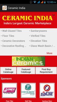 Ceramic India screenshot 1