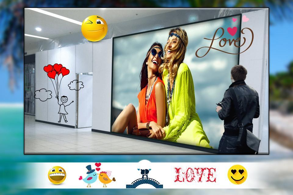 PhotoFunia Photo Frame for Android - APK Download