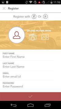 Click-A-Ride screenshot 1