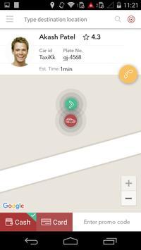 Click-A-Ride screenshot 4