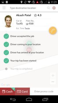 Click-A-Ride screenshot 5