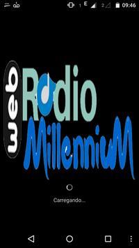 Web Radio Millennium poster