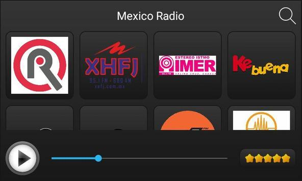 Radio Mexico screenshot 2