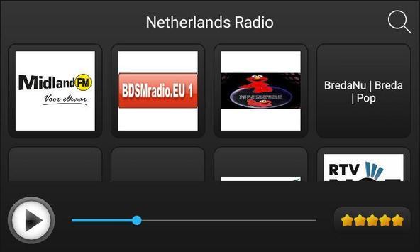 Radio Netherlands poster