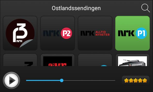 radio norge apk screenshot