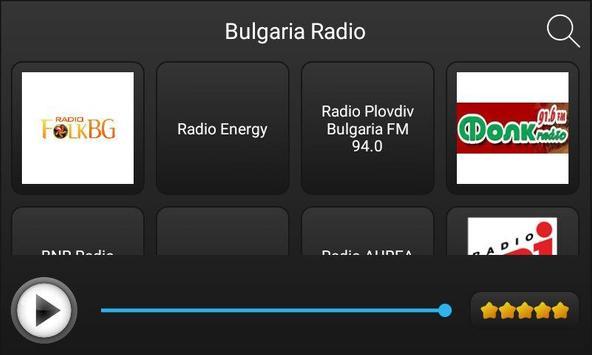Bulgaria Radio poster