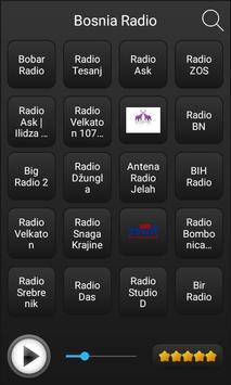 Radio Bosnia screenshot 2