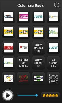 Radio Colombia poster