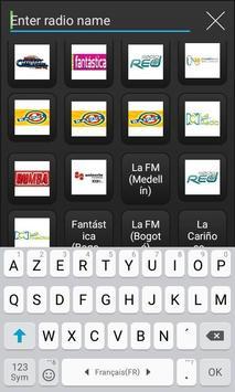 Radio Colombia screenshot 2