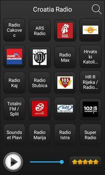 Radio Croatia screenshot 2
