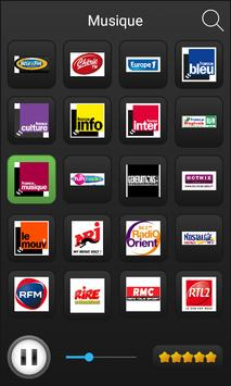 France Radios poster