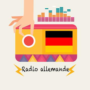 deutsche radio poster