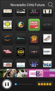 Radio italia online screenshot 4
