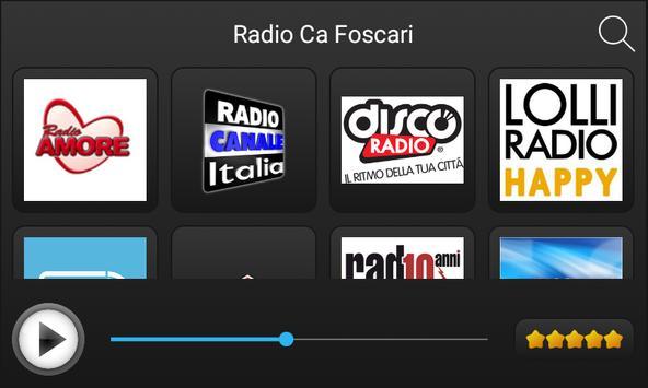 Radio italia online apk screenshot