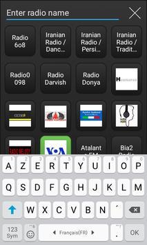Radio Iran screenshot 1