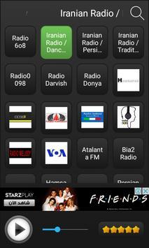 Radio Iran screenshot 2