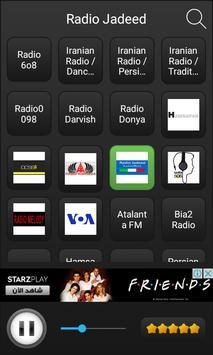 Radio Iran screenshot 3