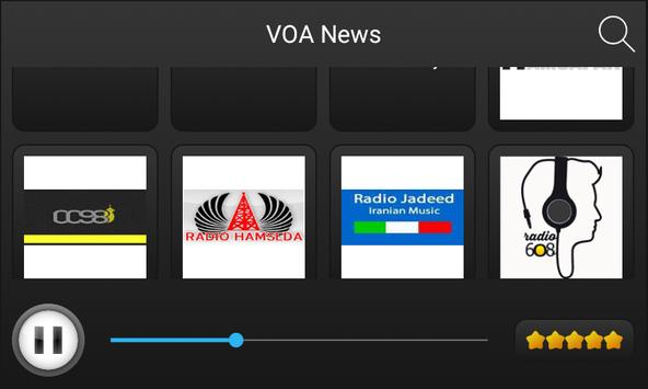 Radio Iran screenshot 5