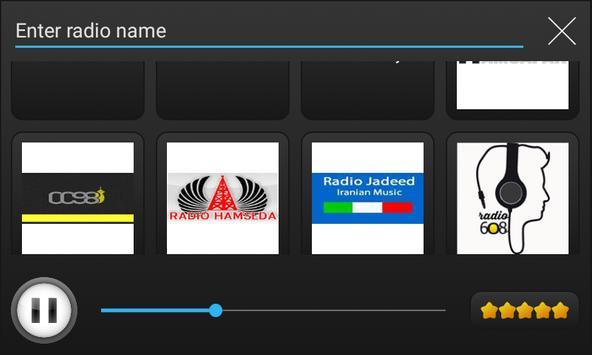 Radio Iran screenshot 6