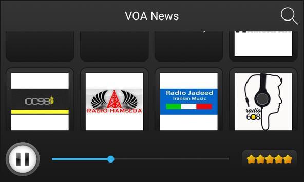 Radio Iran screenshot 7