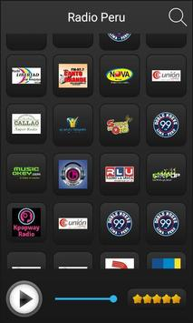 Radio Peru screenshot 3