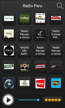 Radio Peru screenshot 5