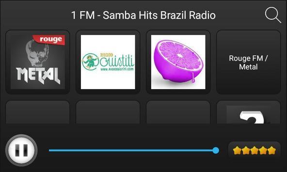 Radio Switzerland screenshot 1