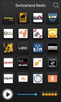 Radio Switzerland screenshot 3