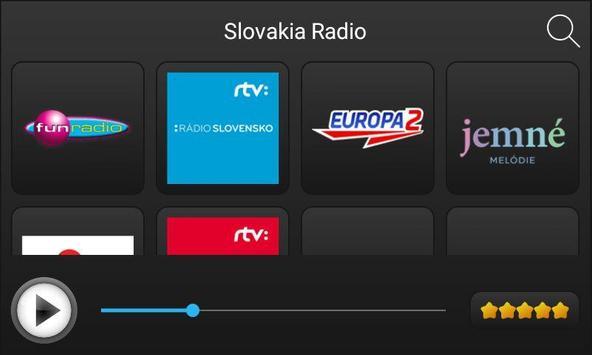 Radio Slovakia poster