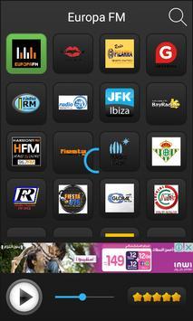 Radio Espagne screenshot 4
