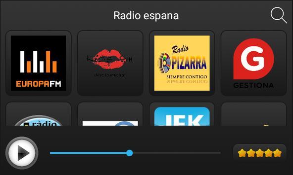 Radio Espagne screenshot 6