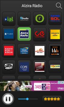 Radio Espagne screenshot 1