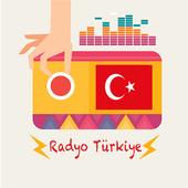 turkish radio icon