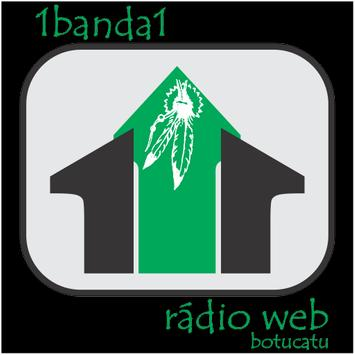 Rádio 1banda1 apk screenshot