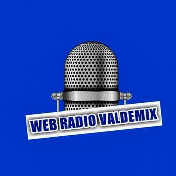 Rádio valdemix poster